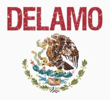 Delamo Surname Mexican Kids Clothes