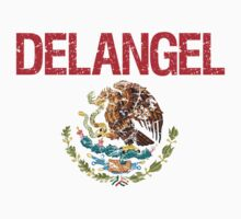 Delangel Surname Mexican Kids Clothes