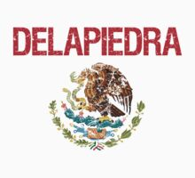 Delapiedra Surname Mexican Kids Clothes