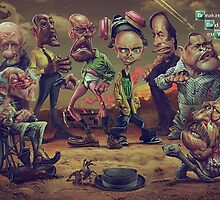 Breaking Bad Guys  by warcom