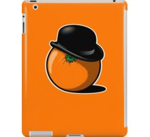 Alex DeOrange iPad Case/Skin