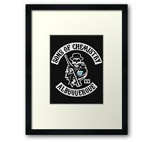 Sons of Chemistry Framed Print