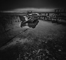 On the wrong side of the lake 8 by HappyMelvin