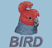 BIRD - Gang Gang Cockatoo (Male) Kids Clothes