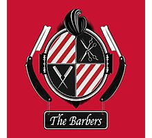 The barbers Photographic Print