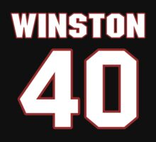 NFL Player Winston Wright forty 40 by imsport