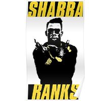 Shabba Ranks Poster