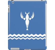 Crayfish Design iPad Case/Skin