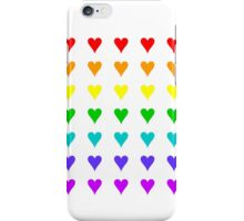 Love Is All Around I iPhone Case/Skin