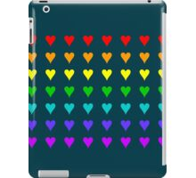 Love Is All Around III iPad Case/Skin