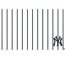 ny-new york yankees Photographic Print