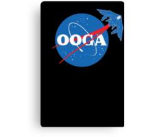 OOGA Canvas Print