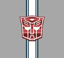 Autobot Optimus G1 by Vitalitee