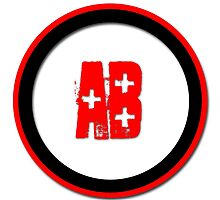Blood Type AB +  by PBdesigns