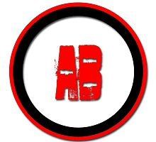 AB- = blood type by PBdesigns