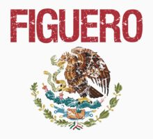 Figuero Surname Mexican Kids Clothes