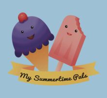 My Summertime Pals Kids Clothes