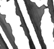 wolverine claws Sticker