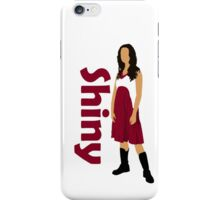 River Tam - Shiny (dark) iPhone Case/Skin
