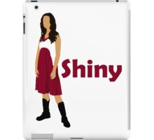 River Tam - Shiny (dark) iPad Case/Skin