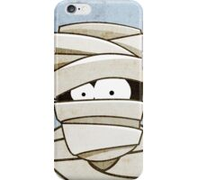Mummified! iPhone Case/Skin