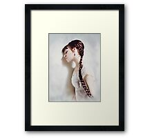 The Quiet Hour Framed Print