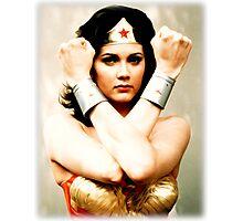 Wonder Woman Photographic Print
