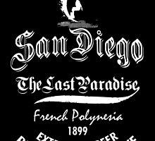 San Diego  by 3vanjava