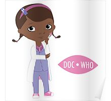 Doc Who Poster