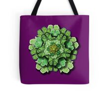 Butterfly Effect • Green Tote Bag