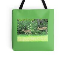 Wait For Me!! Tote Bag