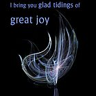 Glad Tidings of Great Joy! by MarjorieB