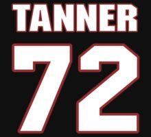 NFL Player Tanner Hawkinson seventytwo 72 by imsport