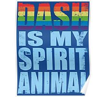 RainbowDash is my Spirit Animal Poster
