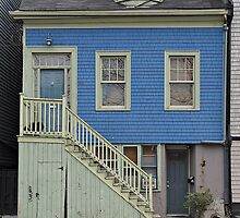 House of Blue © by Ethna Gillespie
