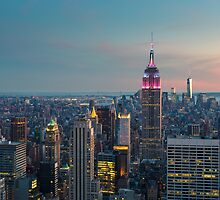NEW YORK CITY 10 by Tom Uhlenberg