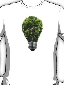 Green Lightbulb T-Shirt