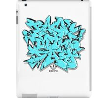 Back In The Day 2 iPad Case/Skin