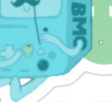 BMO Breaking the Binary Sticker