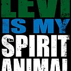 Levi is my Spirit Animal by Penelope Barbalios