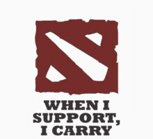 When I support, I carry by BrewMasterMD