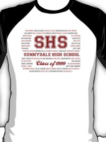 Sunnydale High School: Class of 1999 T-Shirt