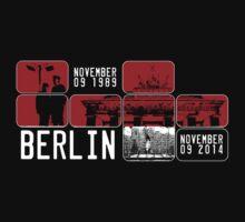 BERLIN WALL 25th Anniversary by Yago