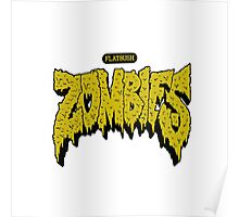 Flatbush Zombies Logo Poster