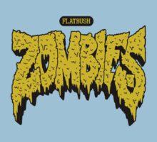 Flatbush Zombies Logo Kids Clothes