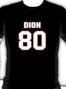 NFL Player Dion Sims eighty 80 T-Shirt