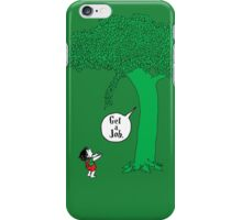 The Keeping Tree iPhone Case/Skin