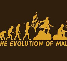 The Evolution Of Mal by Devotees