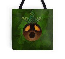 Deku Mask Paint Tote Bag
