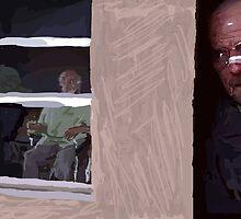 Walter White - Breaking Bad - Tio Salamanca by sleeperu